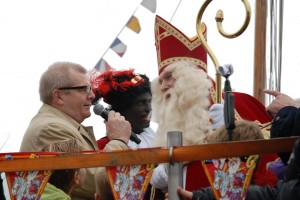 Sint in Badhoevedorp